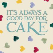 Emma Bridgewater Good Day For Cake Birthday Card